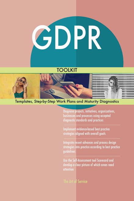GDPR Toolkit: best-practice templates, step-by-step work plans and maturity diagnostics