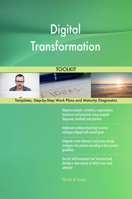 Digital Transformation Toolkit: best-practice templates, step-by-step work plans and maturity diagnostics