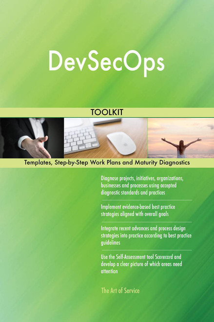 DevSecOps Toolkit: best-practice templates, step-by-step work plans and maturity diagnostics