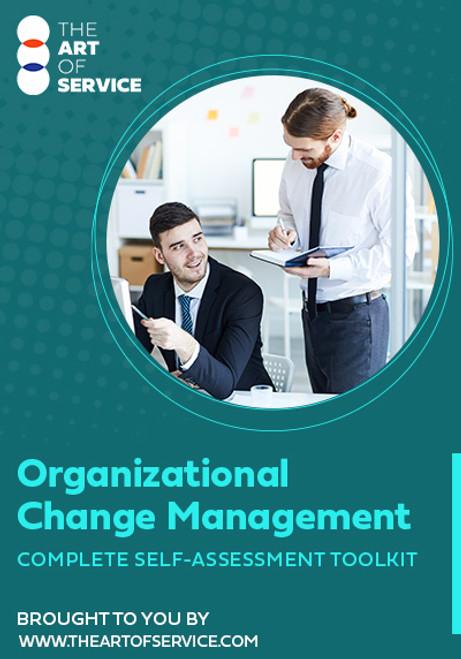 Organizational Change Management Toolkit