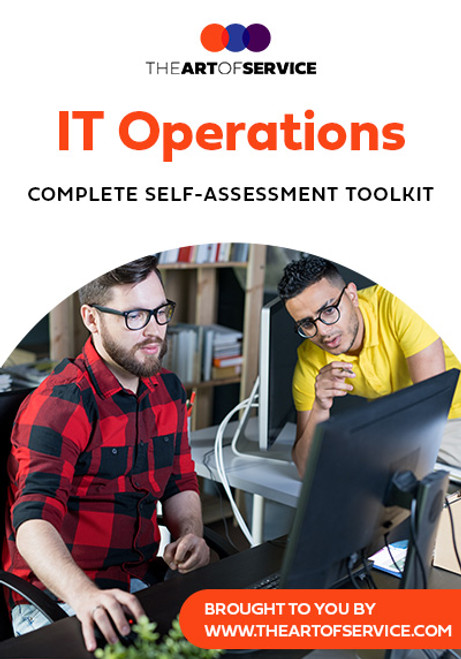 IT Operations Toolkit