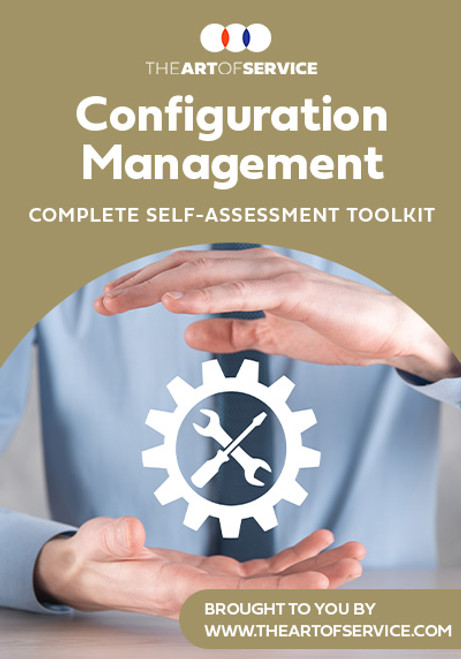 Configuration Management Toolkit