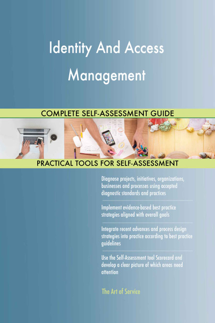 Identity And Access Management Toolkit