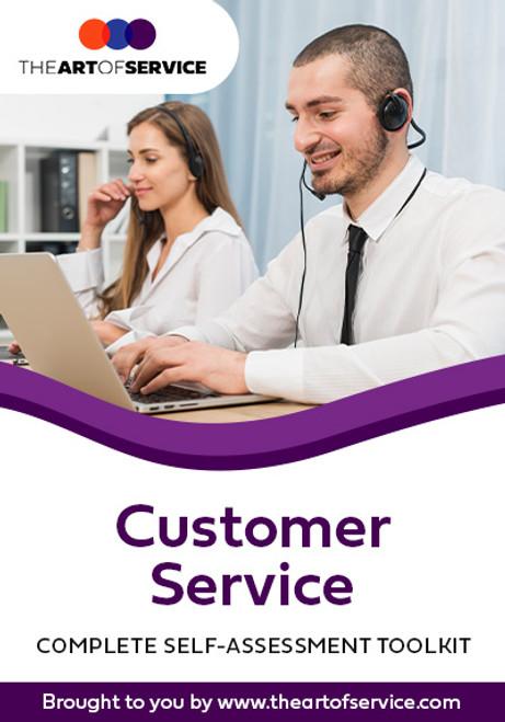 Customer Service Toolkit