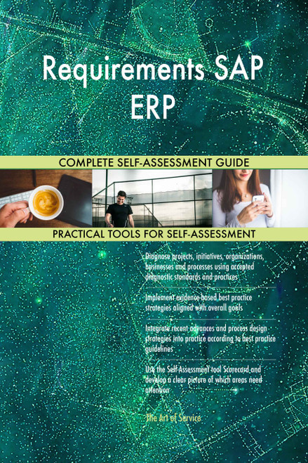 Requirements SAP ERP Toolkit