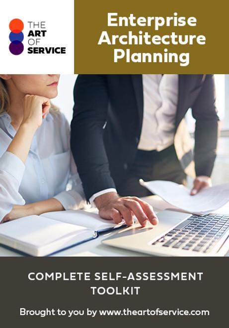 Enterprise Architecture Planning Toolkit