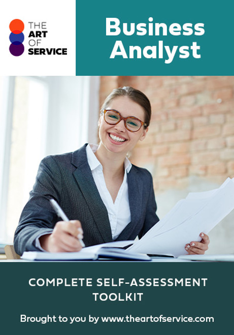 Business Analyst Toolkit