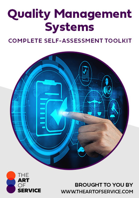 Quality Management Systems Toolkit