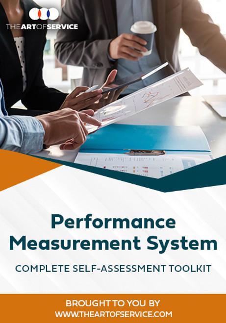 Performance Measurement System Toolkit