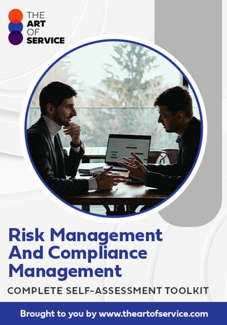 Risk Management And Compliance Management