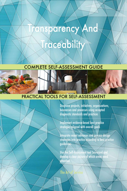 Transparency And Traceability Toolkit