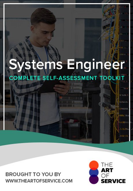 Systems Engineer Toolkit
