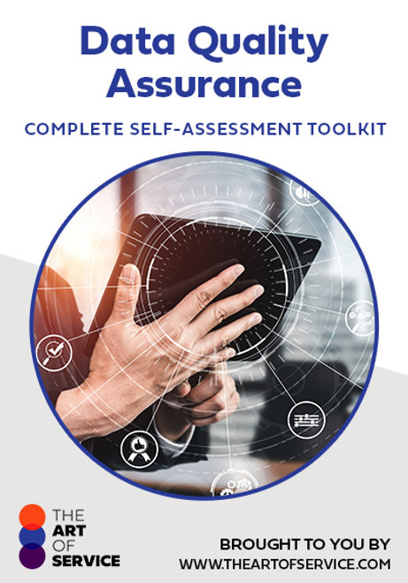 Data Quality Assurance Toolkit