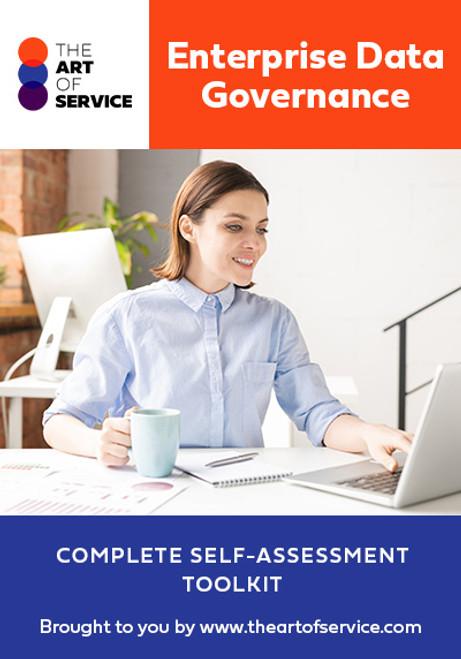 Enterprise Data Governance Toolkit