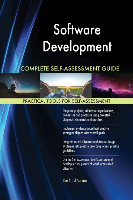Software Development Complete Self-Assessment