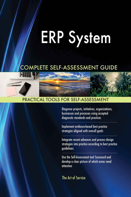 ERP System Complete Self-Assessment