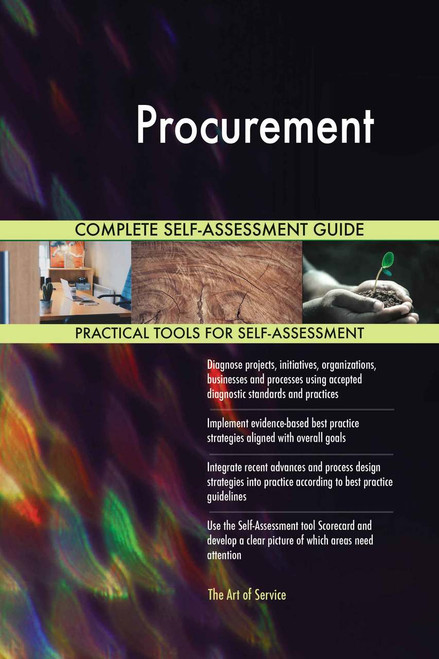 Procurement Complete Self-Assessment
