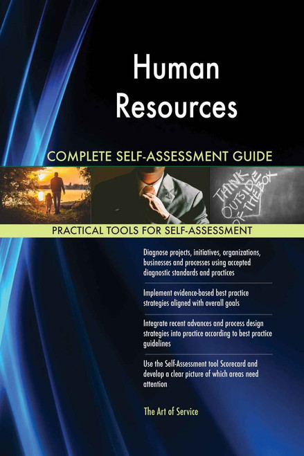 Human Resources Complete Self-Assessment