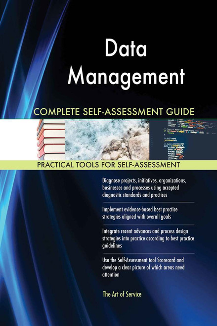 Data Management Complete Self-Assessment