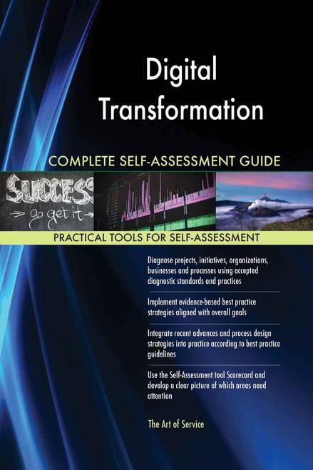 Digital Transformation Complete Self-Assessment