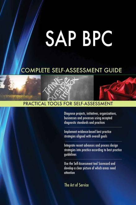 SAP BPC Complete Self-Assessment