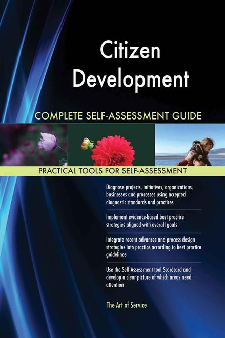 Citizen Development Complete Self-Assessment