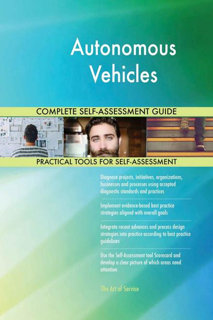 Autonomous Vehicles Complete Self-Assessment