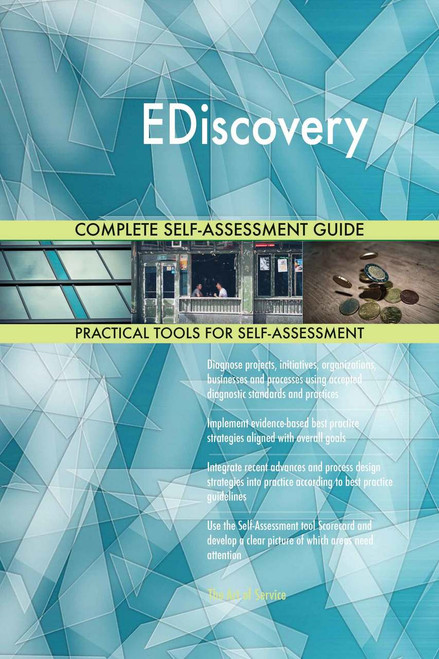 EDiscovery Complete Self-Assessment