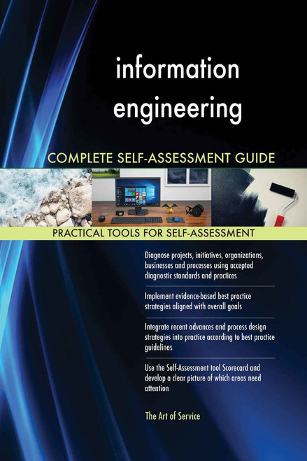 information engineering Complete Self-Assessment