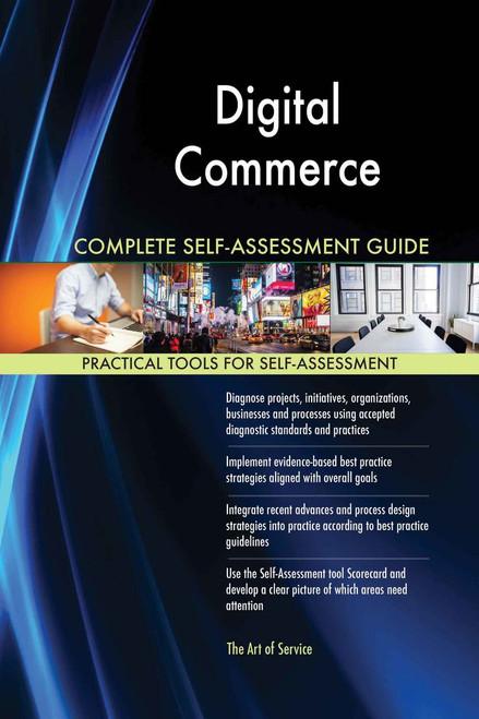 Digital Commerce Complete Self-Assessment