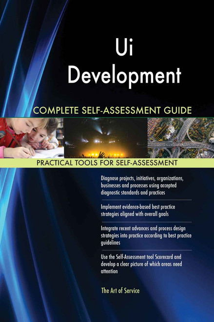 Ui Development Complete Self-Assessment