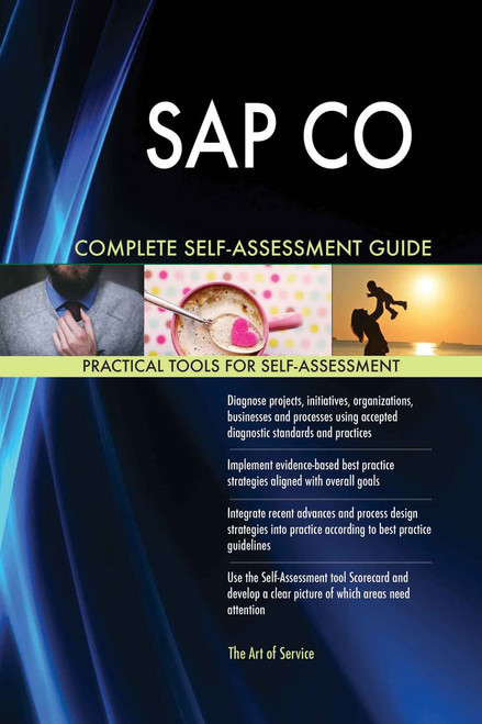 SAP CO Complete Self-Assessment
