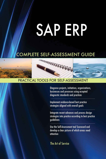SAP ERP Complete Self-Assessment