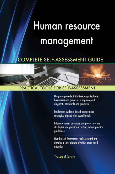 Human resource management Complete Self-Assessment