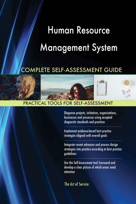 Human Resource Management System Complete Self-Assessment