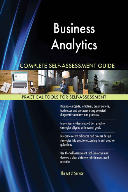 Business Analytics Complete Self-Assessment