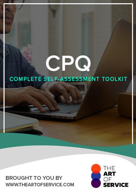 CPQ Toolkit