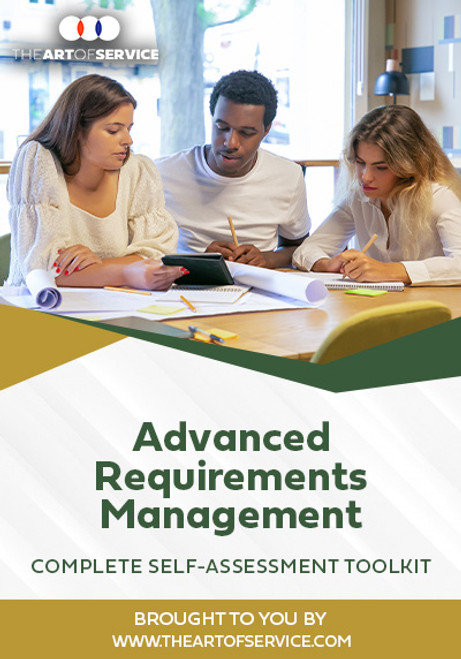 Advanced Requirements Management Toolkit
