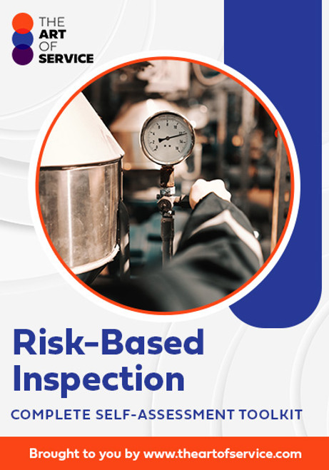 Risk-Based Inspection Toolkit