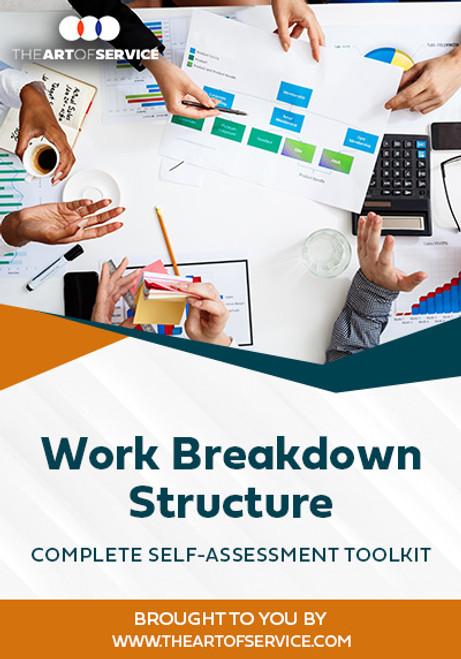 Work Breakdown Structure Toolkit