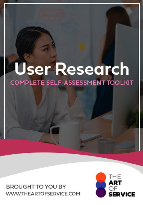 User Research Toolkit