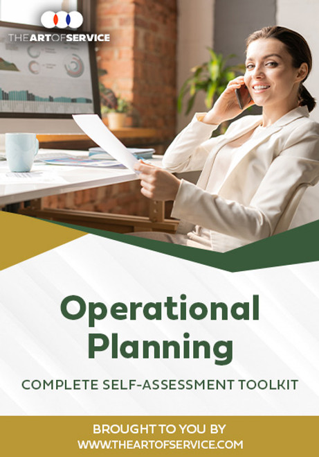 Operational Planning Toolkit