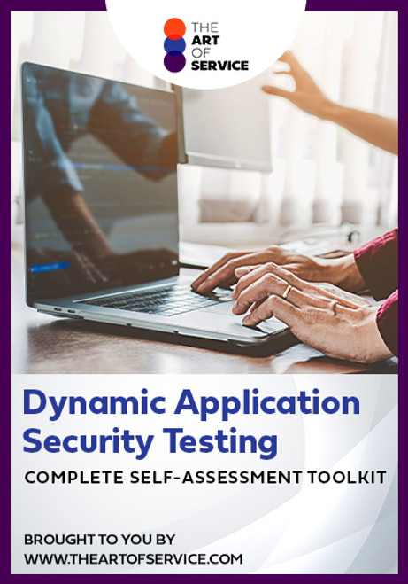 Dynamic Application Security Testing Toolkit