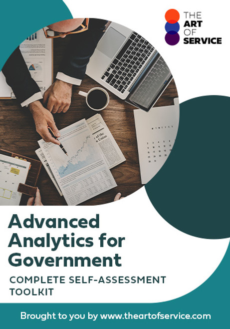 Advanced Analytics for Government Toolkit