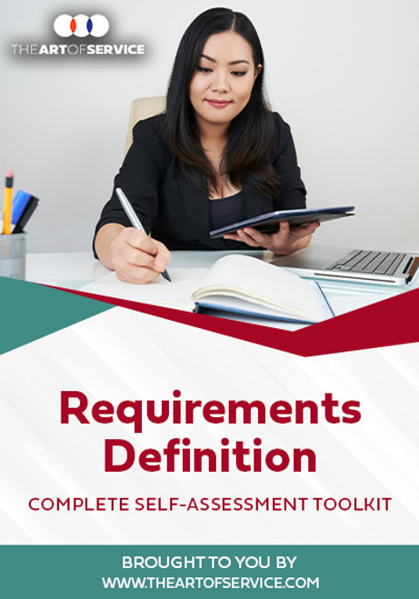 Requirements Definition Toolkit