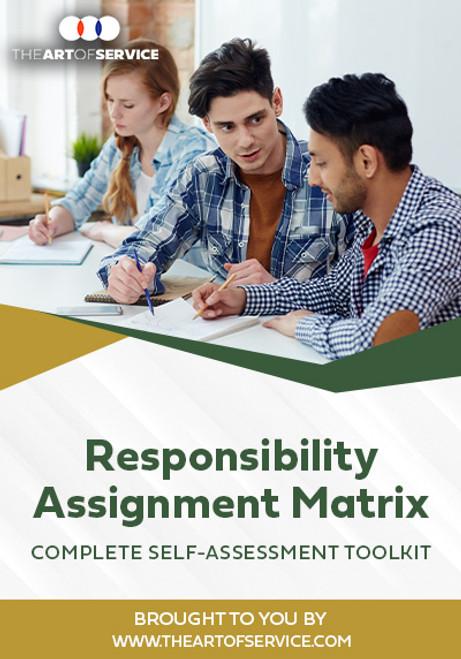 Responsibility Assignment Matrix Toolkit