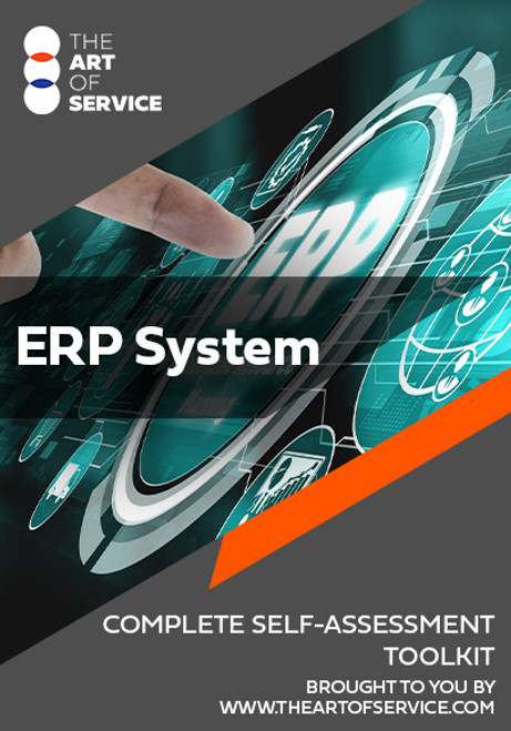 ERP System Toolkit