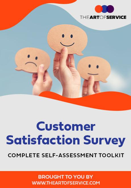 Customer Satisfaction Survey Toolkit
