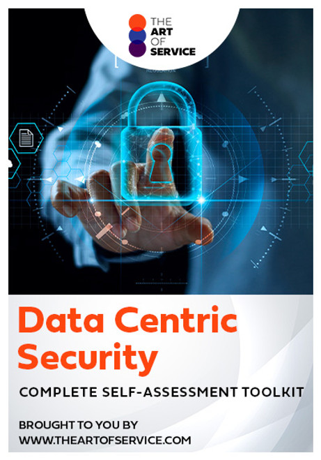 Data Centric Security Toolkit