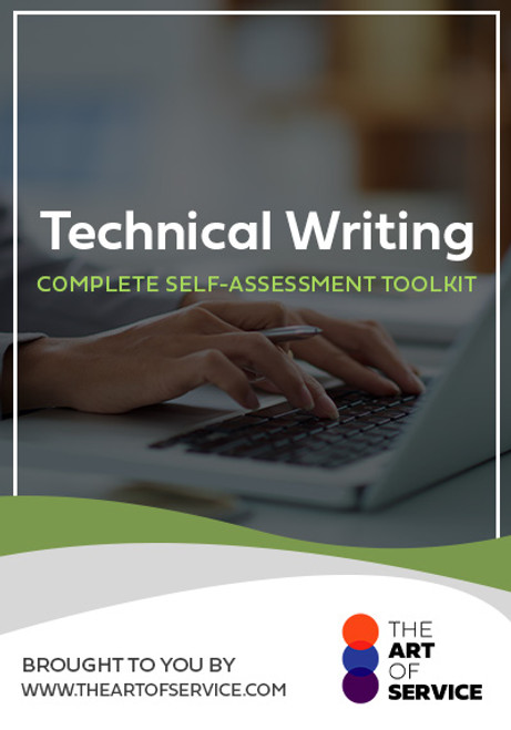 Technical Writing Toolkit